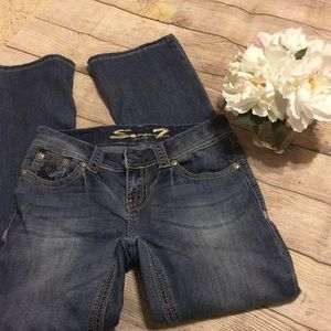 ☘️Seven bootcut jeans great condition ☘️